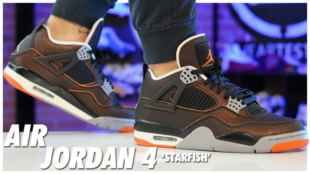 Air Jordan 4 Starfish