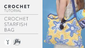 Crochet A Bag: Starfish Bag