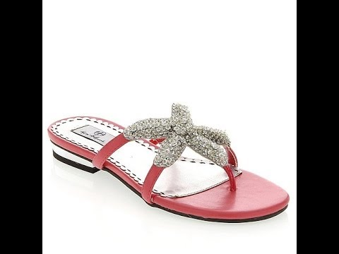 Hot in Hollywood Starfish Sandal