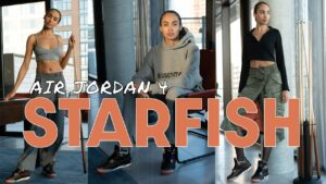 JORDAN 4 STARFISH ON FOOT REVIEW and Styling; GODZILLA vs KONG Funko POP IN-HAND Preview!