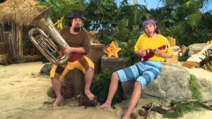 Jake and the Never Land Pirates | Pirate Band | Starfish Serenade | Disney Junior