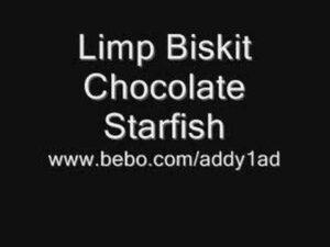 Limp Bizkit Chocolate starfish