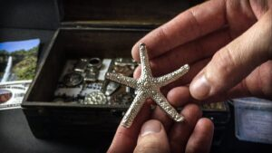 Pure Silver Starfish and Surprise Gifts From SJ | Pour Me Metals
