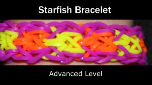 Rainbow Loom® Starfish Bracelet