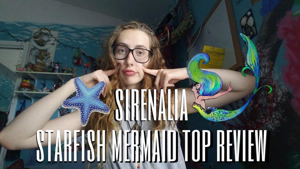 Sirenalia Starfish Mermaid Top Review