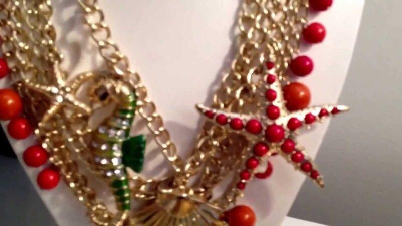 Starfish Jewelry Collection Teramasu