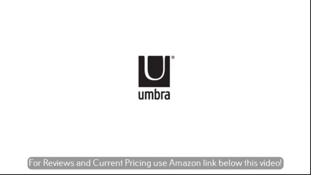 Umbra Starfish Drain Cover/Hair Catcher, Surf Blue TPSN